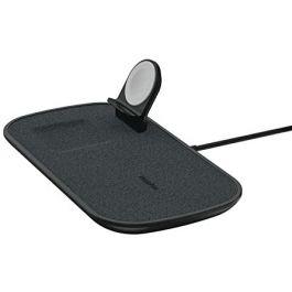 Mophie 3-in-1 Wireless Charging pad-Black-UK