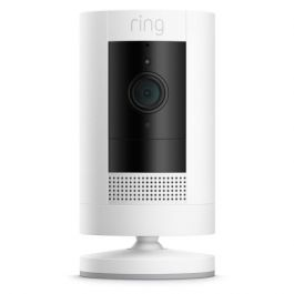 Ring Stick UP Cam Indoor/Outdoor Battery White
