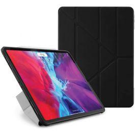 Pipetto iPad Pro 12.9 (2020) Origami Case - Black