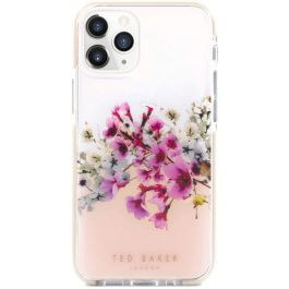 Ted Baker - iPhone 12 Pro Max - Antishock - Jasmine Clear Clear
