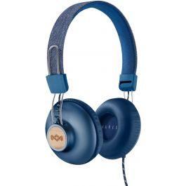 House of Marley Positive Vibration 2.0 - Denim - On-Ear Headphone
