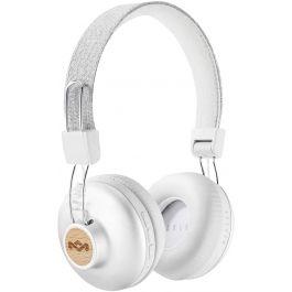 House of Marley Positive Vibration Bluetooth - Silver - On-Ear Headphone
