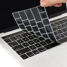 Keyboard protection With Arabic letters for Macbook Air 2019