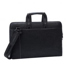 RivaCase 8930 Slim Laptop Bag 15.6 - Black