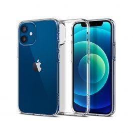 Spigen - Crystal Flex Case for iPhone 12 Mini - Clear