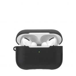 AT - Drop Proof Cover for Apple AirPods Pro - Black