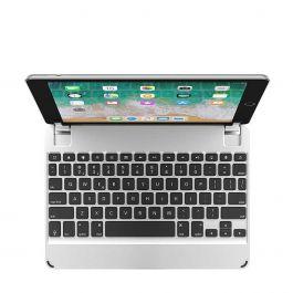 Brydge - Aluminium Bluetooth Keyboard for 5th Gen iPad, iPad Air, iPad Air 2 & iPad Pro 9.7-inch - Space Gray