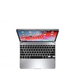 "Brydge - Aluminium Bluetooth Keyboard for iPad Pro 12.9"" (Arabic/Eng) - Silver"