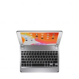 Brydge - Aluminium Bluetooth Keyboard for iPad 10.2 7th Generation (Arabic/Eng) - Silver
