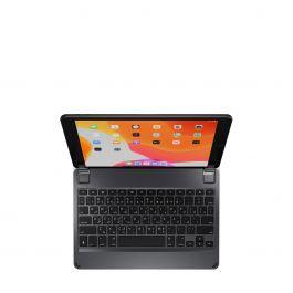 Brydge - Aluminium Bluetooth Keyboard for iPad 10.2 7th Generation (Arabic/Eng) - Space Gray