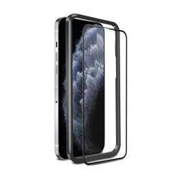 Baykron OT-IP12-6.1-3D Antibacterial Temperd Glass 3D for iPhone 12 / iPhone 12 Pro