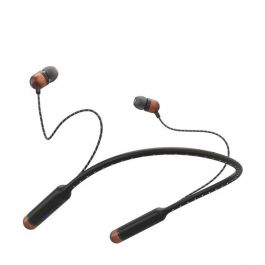 House of Marley - Smile Jamaica Bluetooth In-Ear Headphone - Signature Black
