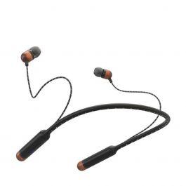 House of Marley - Smile Jamaica Bluetooth In-Ear Headphone - Signature Black