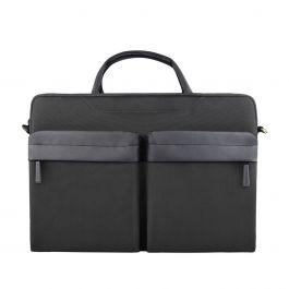 Hyphen - Esse 701 14″ Laptop Bag - Black