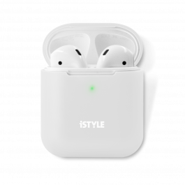 iSTYLE Silicone Cover AirPods 2nd Gen white