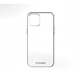 HYPHEN Frame Case - Silver - iPhone 12 mini