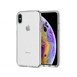 Spigen - iPhone XS Case Liquid Crystal - Crystal Clear