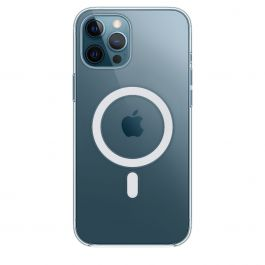iPhone 12 Pro Max Clear Case with MagSafe