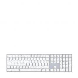 Magic Keyboard with Numeric Keypad - Arabic - Silver