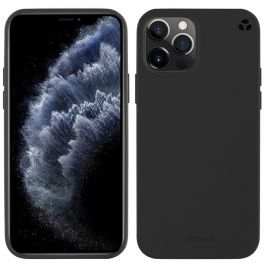 MUVIT FOR CHANGE RECYCLETEK SOFT BLACK Antibacterial Case for APPLE IPHONE 12 Pro Max