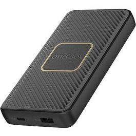 Otterbox - Power Bank 10K MAH USB A&C 18W USB-PD + WIRELESS 10W - Black