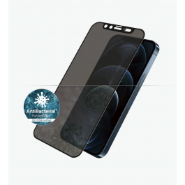 Panzer Glass - iPhone 12 Pro Max - CF Edge To Edge - Black Frame - Privacy