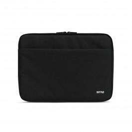 iSTYLE Protective sleeve with internal shock absorbtion 13inch - black