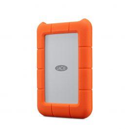 LaCie - Rugged 2TB USB3 & USB C & Thunderbolt2