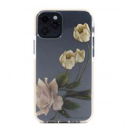 Ted Baker - iPhone 12 Pro Max - Antishock - Elderflower Clear Clear