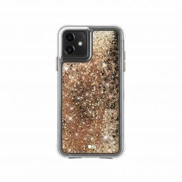 Case-Mate iPhone 11 Waterfall Case - Gold