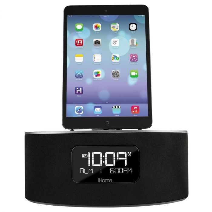 another chance aa8b3 80d1b iHome - speaker with Lightning dock and FM Radio