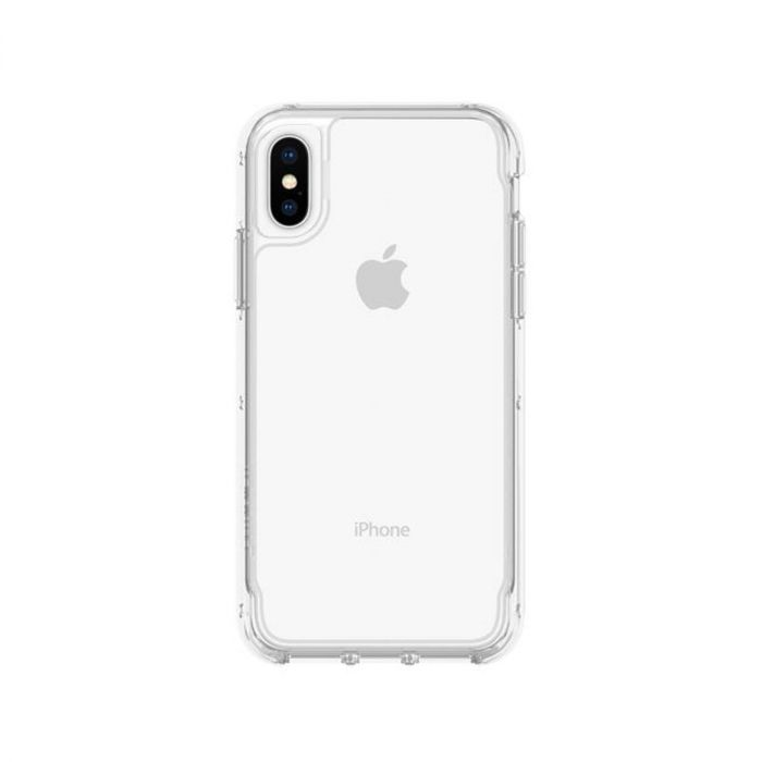 online store b20f5 a108e Griffin Survivor Clear for iPhone X/XS - Clear