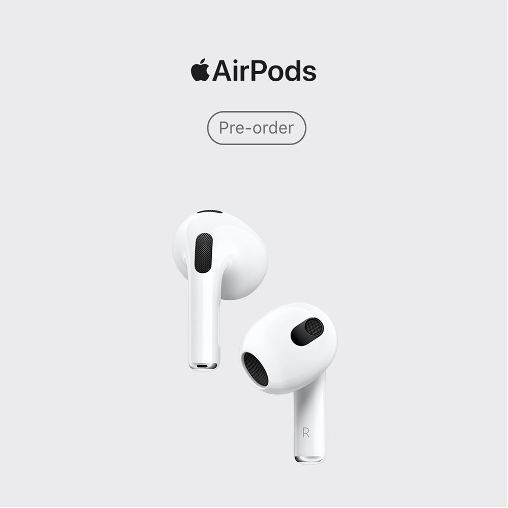 AirPods (3rd generation)
