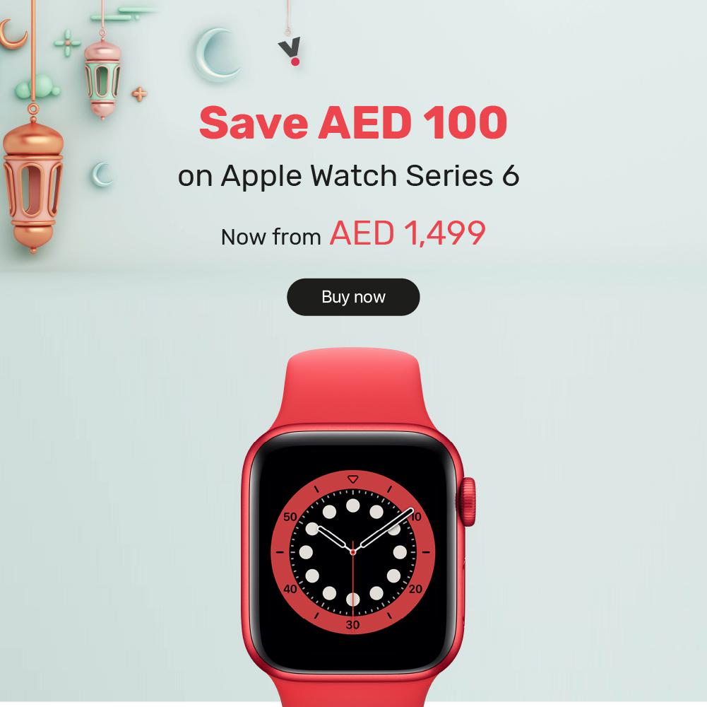 Apple Watch offer