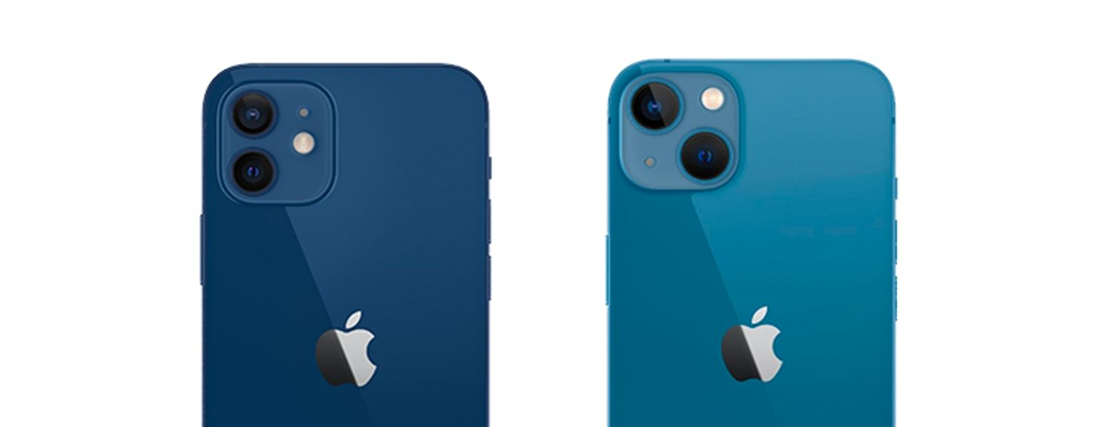 iPhone 12 vs iPhone 13 What are the differences in specs?