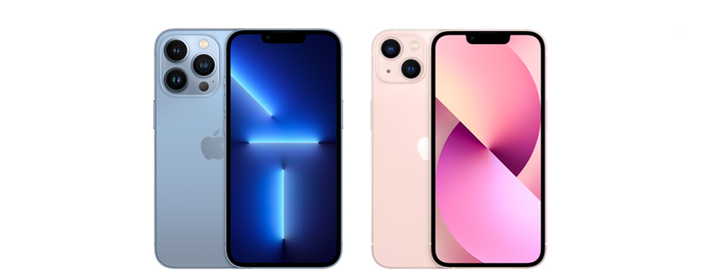 iPhone 13 vs iPhone 13 Pro: What are the differences in specs?