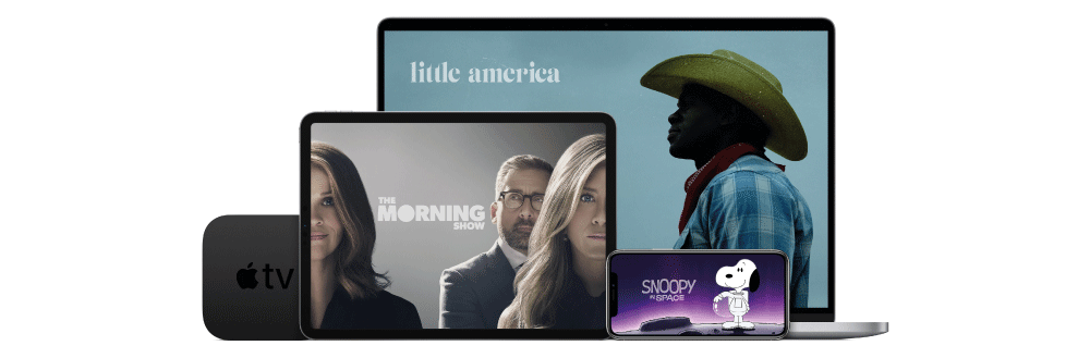 Free Apple TV  subscription