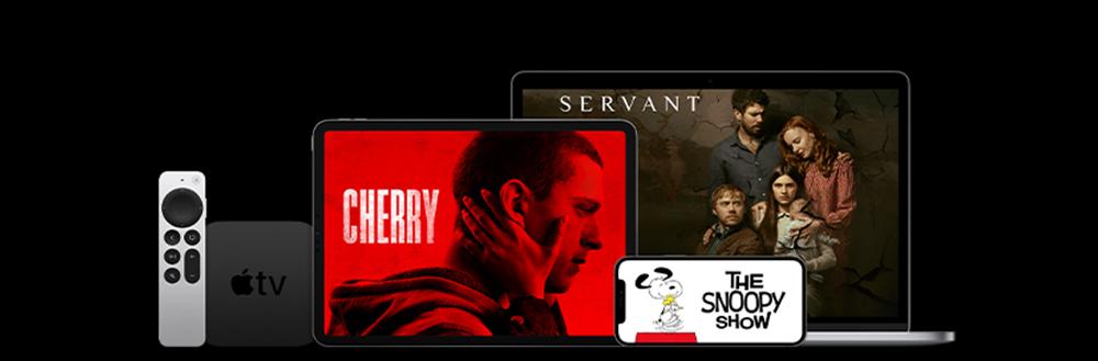 Free Apple TV  subscription