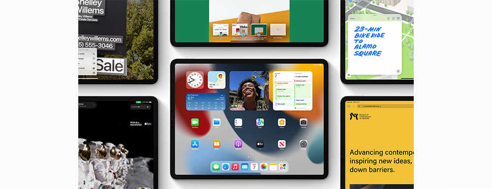 What's new with iPadOS 15 - Let's find out!